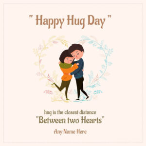 Happy Hug Day Wishes Romantic