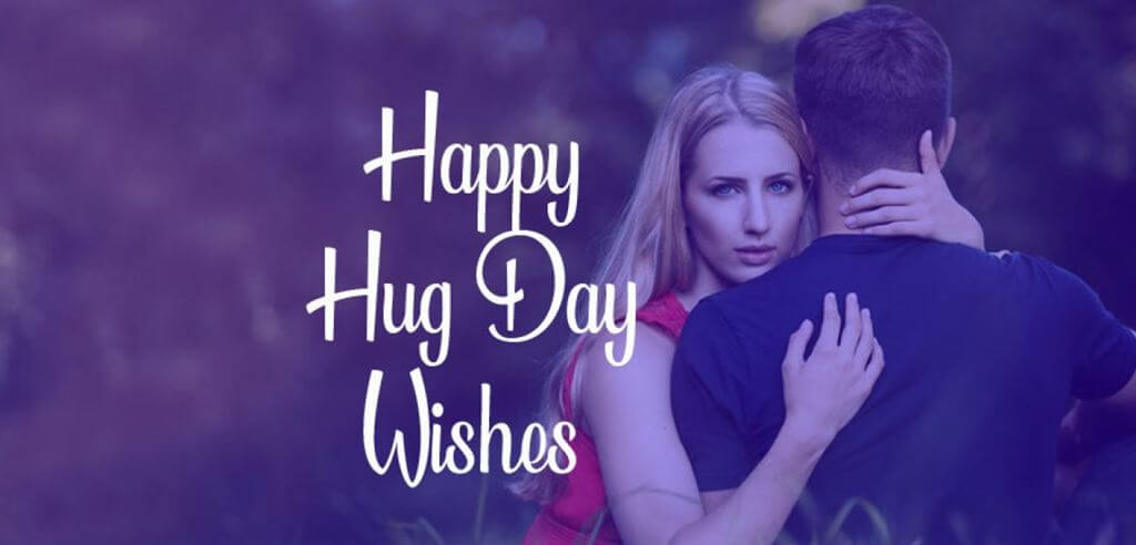Happy Hug Day Wishes Status