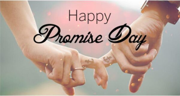 Happy Promise Day Wishes Fingers