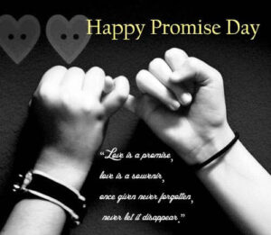 Happy Promise Day Wishes Greetings