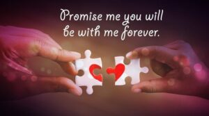 Happy Promise Day Wishes Puzzle