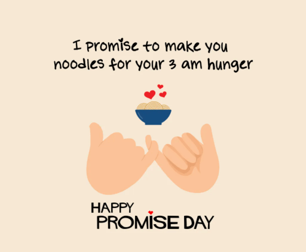 Happy Promise Day Wishes Status
