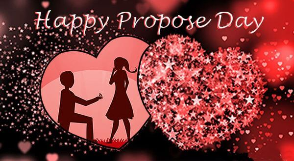 Happy Propose Day Flowers