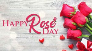 Happy Rose Day Date