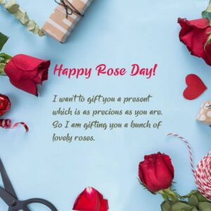 Happy Rose Day Card