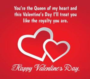 Happy Valentines Day Wishes Quote