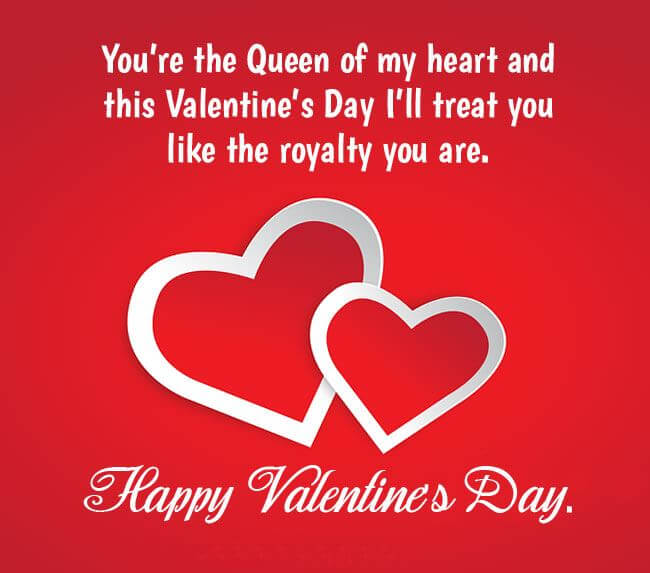 Happy Valentines Day Wishes Quote