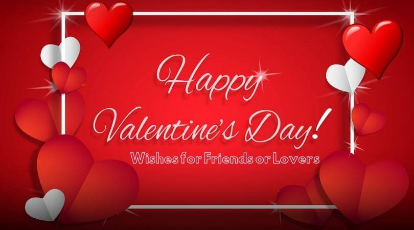 Happy Valentines Day Wishes Romantic