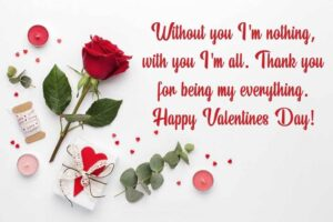 Happy Valentines Day Wishes Status